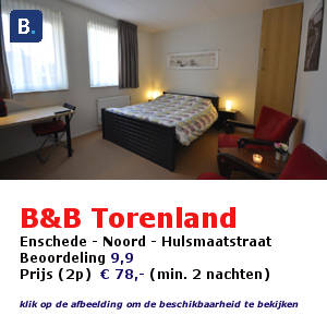 bed and breakfast torenland